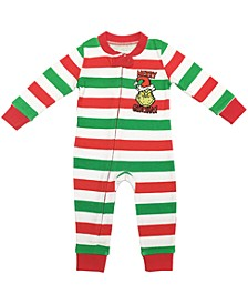 Matching Baby One Piece Pajamas, Online Only