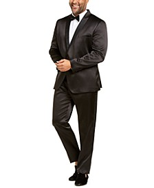 INC Men's Big and Tall Tuxedo Suiting, Created for Macy's