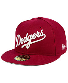 New Era Los Angeles Dodgers Re-Dub 59FIFTY Fitted Cap