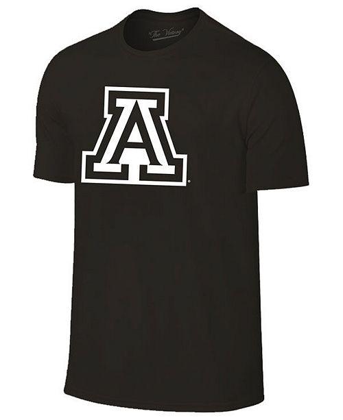 Retro Brand Men's Arizona Wildcats Tonal Eclipse T-Shirt