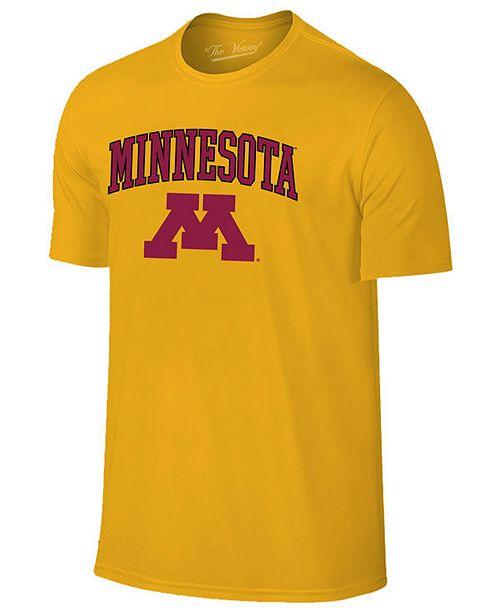 Retro Brand Men's Minnesota Golden Gophers Midsize T-Shirt