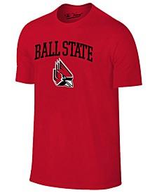 Men's Ball State Cardinals Midsize T-Shirt