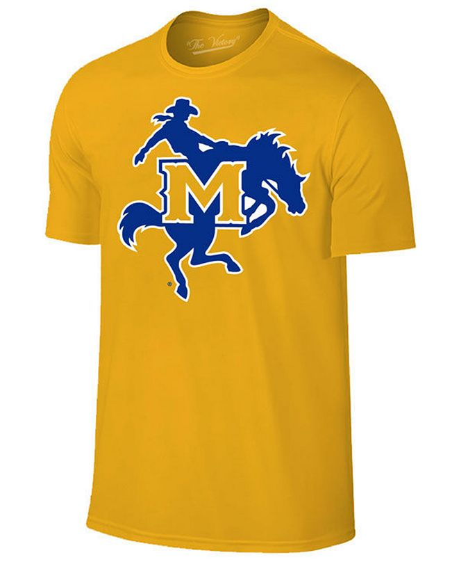New Agenda Men's McNeese State Cowboys Big Logo T-Shirt