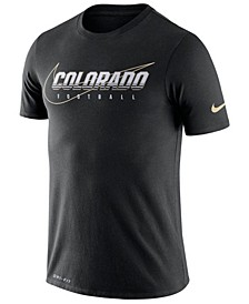 Men's Colorado Buffaloes Facility T-Shirt