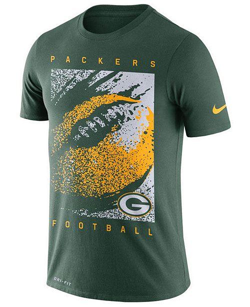 Nike Men's Green Bay Packers Dri-FIT Mezzo Icon T-Shirt