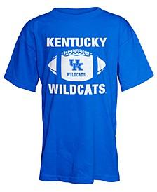 Big Boys Kentucky Wildcats Football T-Shirt