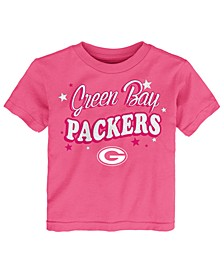 Toddlers Green Bay Packers My Team T-Shirt