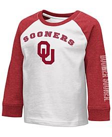 Toddlers Oklahoma Sooners Long Sleeve T-Shirt