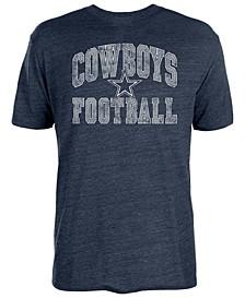 Men's Dallas Cowboys Raffin Triblend T-Shirt