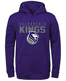 Big Boys Sacramento Kings Fleece Hoodie