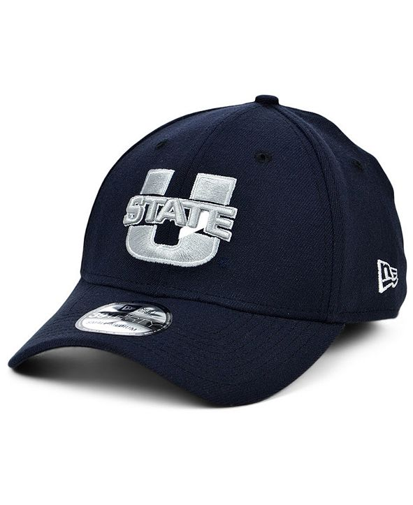New Era Utah State Aggies College Classic 39THIRTY Cap