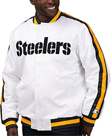 Men's Pittsburgh Steelers The D-Line Starter Satin Jacket