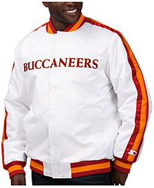 Men's Tampa Bay Buccaneers The D-Line Starter Satin Jacket
