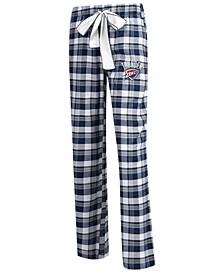 Women's Oklahoma City Thunder Piedmont Flannel Pajama Pants