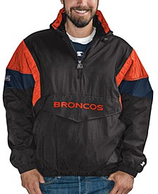 Denver Broncos 100th Starter Breakaway Pullover Jacket