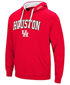 Men's Houston Cougars Arch Logo Hoodie