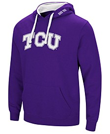 Men's Texas Christian Horned Frogs Arch Logo Hoodie
