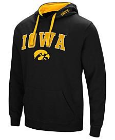 Men's Iowa Hawkeyes Arch Logo Hoodie