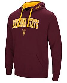 Men's Arizona State Sun Devils Arch Logo Hoodie