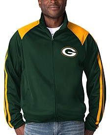 Men's Green Bay Packers Track Jacket