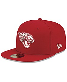 Jacksonville Jaguars Basic Fashion 59FIFTY-FITTED Cap
