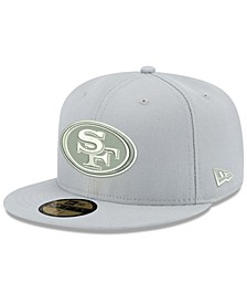 San Francisco 49ers Basic Fashion 59FIFTY-FITTED Cap