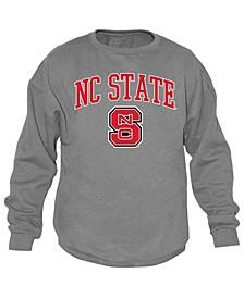 Men's North Carolina State Wolfpack Midsize Crew Neck Sweatshirt