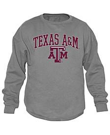 Men's Texas A&M Aggies Midsize Crew Neck Sweatshirt
