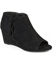 Journee Collection Women's Falon Wedge Bootie