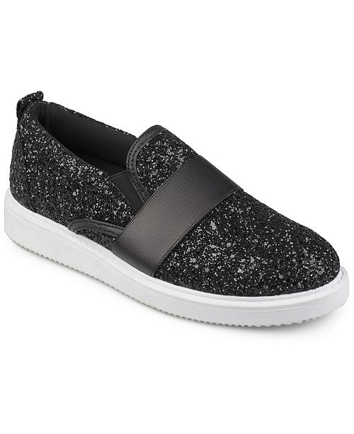 Journee Collection Women's Luster Sneaker