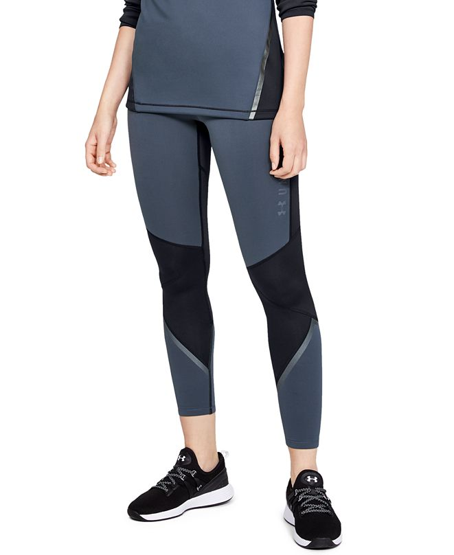 Under Armour Women's ColdGear Armour Leggings Graphic