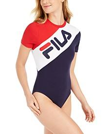 Claudine Colorblocked Bodysuit