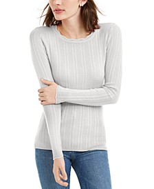 Ribbed Sweater, Created For Macy's