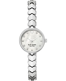 Women's Hollis Stainless Steel Bracelet Watch 24mm