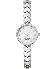 Women's Hollis Stainless Steel Bracelet Watch 24mm