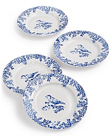 English Garden Salad Plates, Set of 4, Created For Macy's