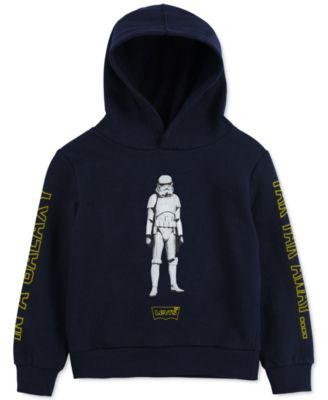 Star Wars Boys Stormtrooper Pullover Hoodie
