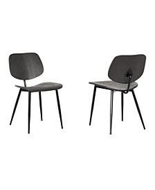 Miki Dining Chair, Set of 2