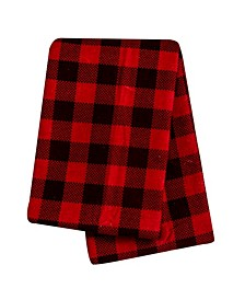 Buffalo Check Flannel Swaddle Blanket