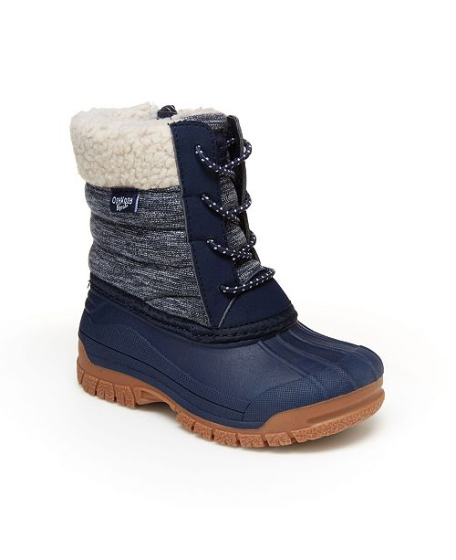 Osh Kosh Oshkosh Toddler and Little Boys Cold Weather Boot