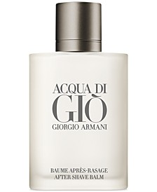 Acqua di Giò Pour Homme Aftershave Balm, 3.4-oz.