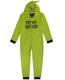 Matching Kids Hooded Pajamas, Online Only