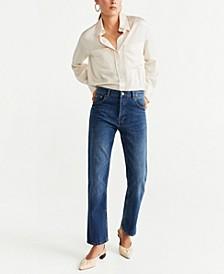 Mid-Waist August Jeans