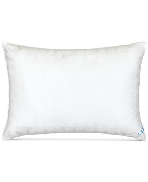 "Serta Cooling Memoryfil 300-Thread Count 20"" x 28"" Pillow"