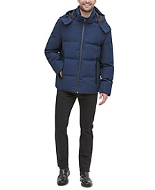 Men's Kenny Puffer Parka Jacket