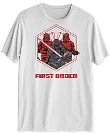 First Order Men's Graphic T-Shirt