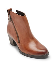 Women's Maddie Ankle Zip Booties