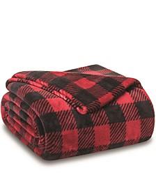 Winter Nights Plush Blanket, Twin
