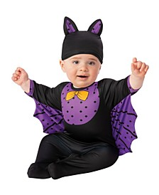 Toddler Girls and Boys Bat Deluxe Costume