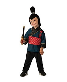 Toddler Boys Samurai Deluxe Costume